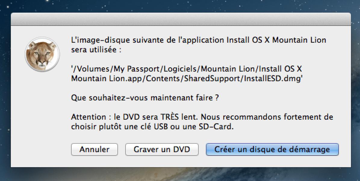 Réinstallation,MacBook,Clean,Install,Tutoriel,Lion,Diskmaker
