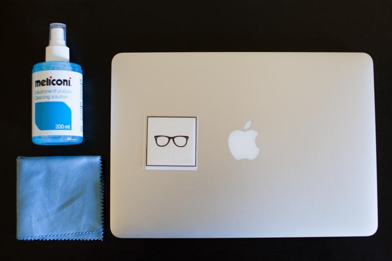 Préparation du MacBook