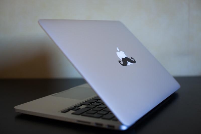 Rendu sur le MacBook