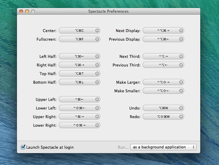 Centrer et redimensionner vos fen tres sur mac antoine for Reduire fenetre mac