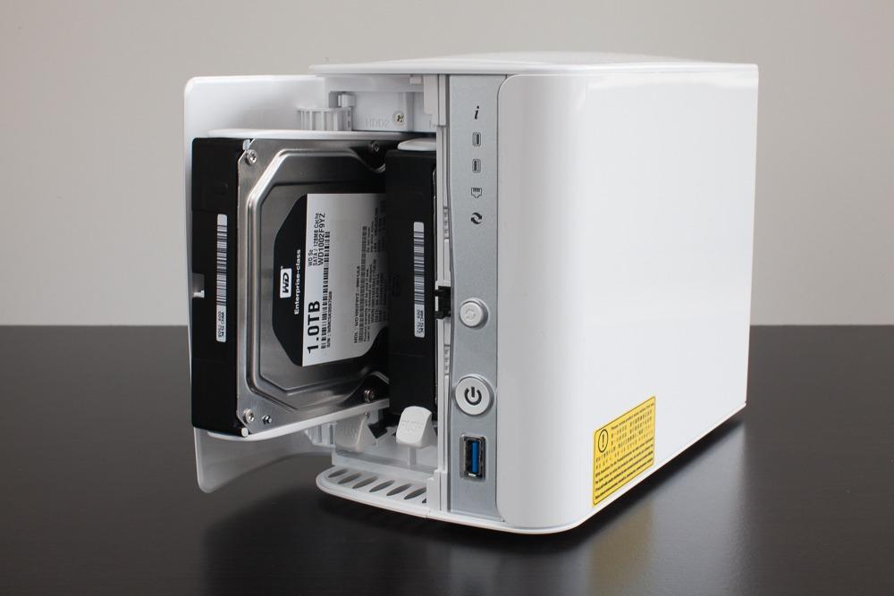 disques-serveur-nas-thecus-n2560