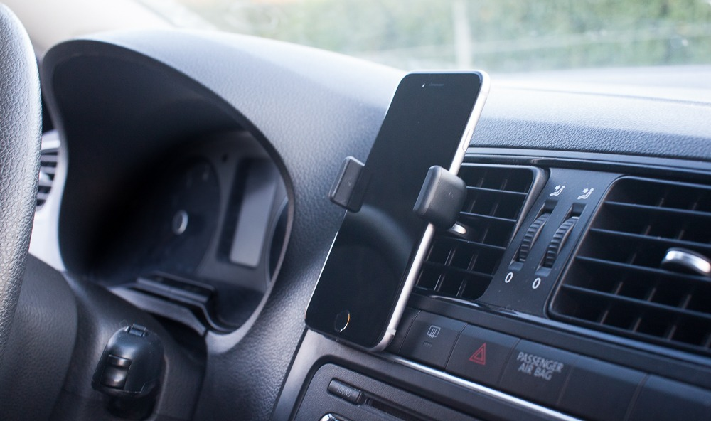 Support Voiture Pour Iphone  Plus