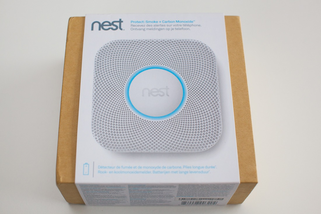 Test du d tecteur de fum e intelligent nest protect antoine guilbert - Detecteur de fumee qui bip ...