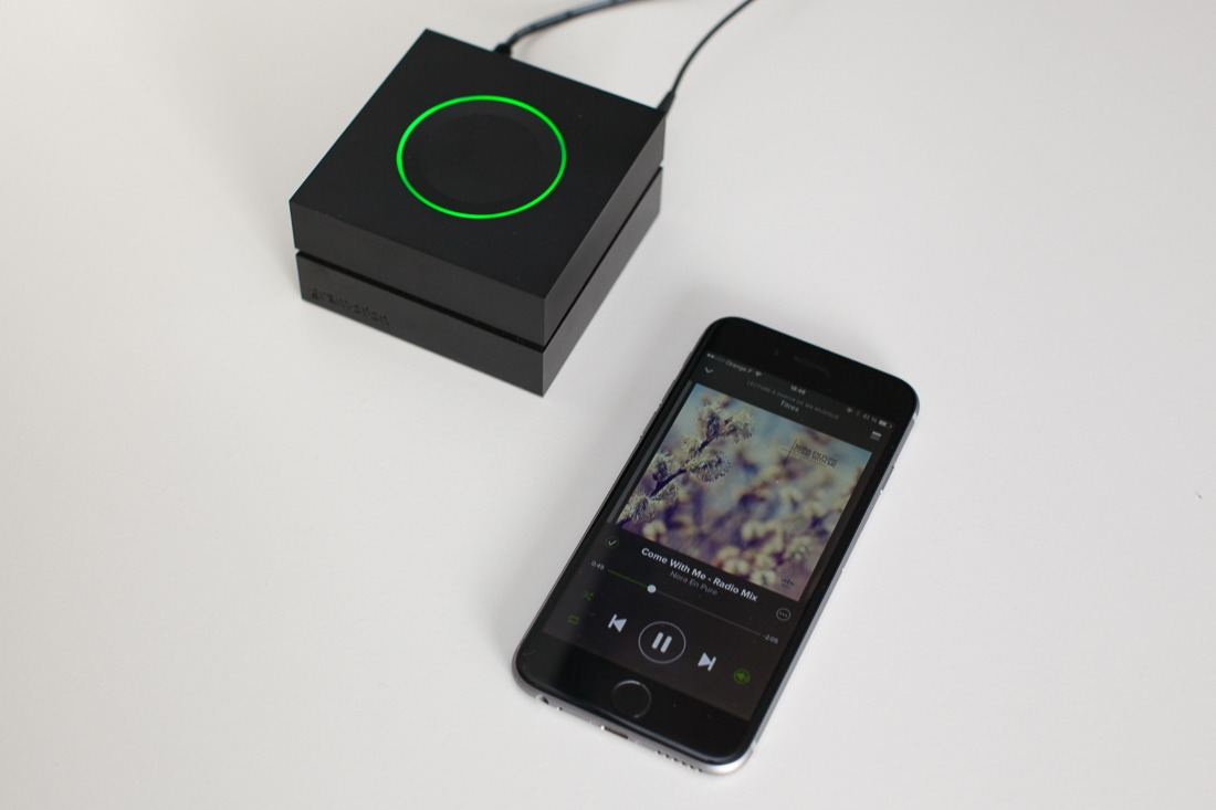 spotify-player-bluetooth-gramofon
