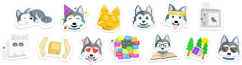 stickers-trello-gold