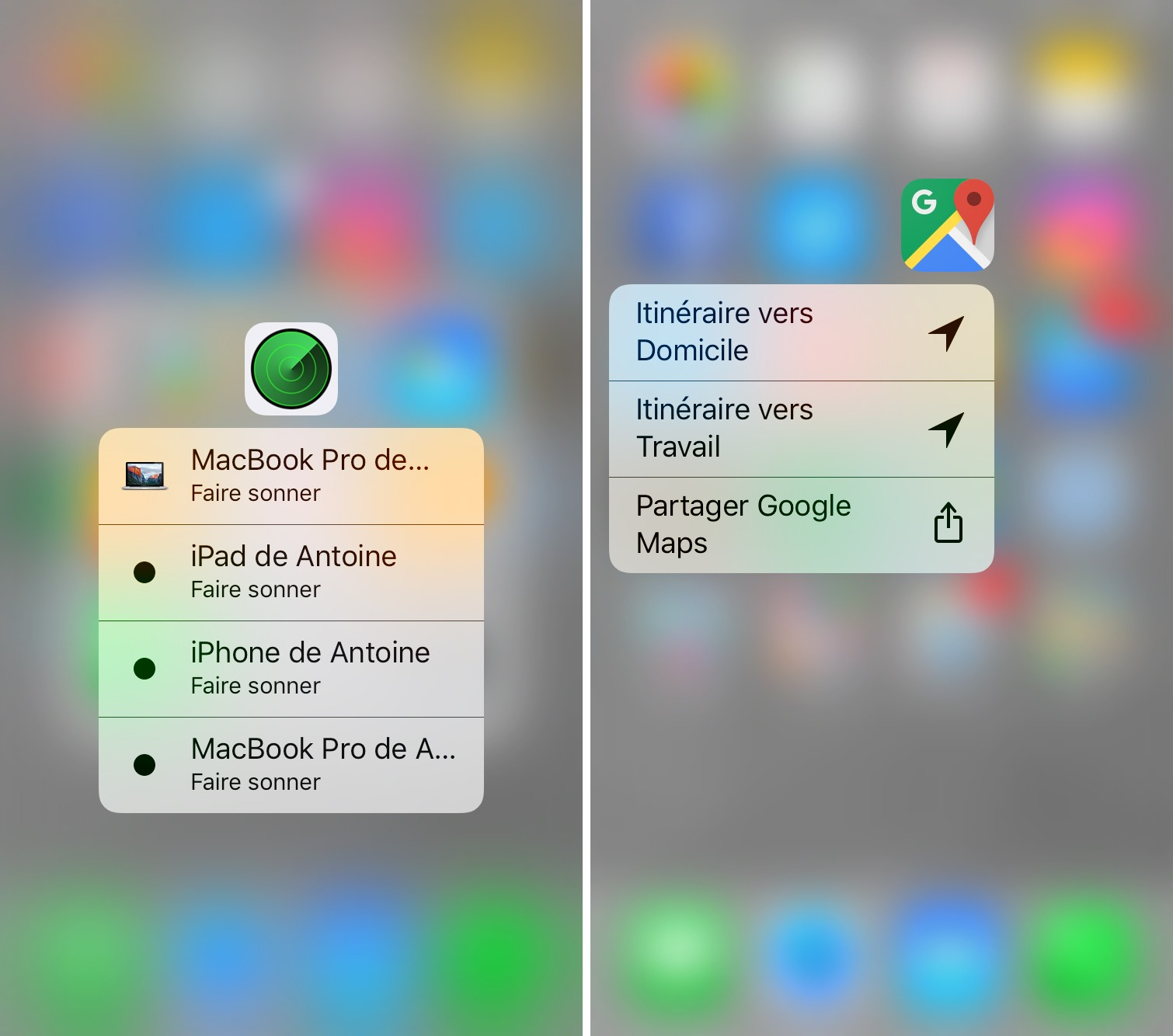 localiser-google-maps-3d-touch-ios10