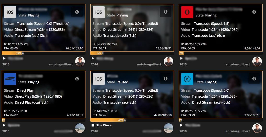 transcodage-plex-serveur-online