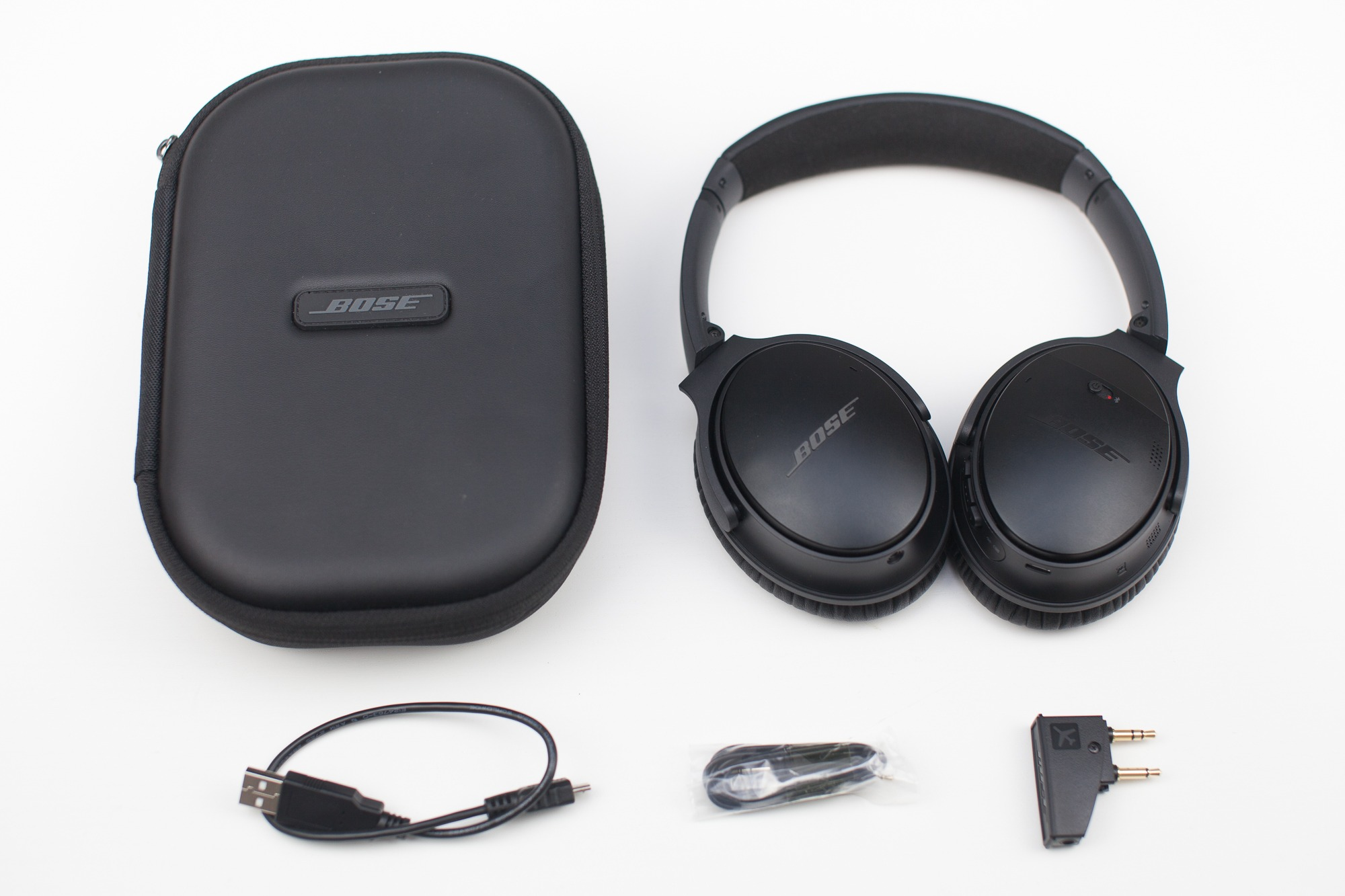 test du casque bluetooth bose quietcomfort 35 avec. Black Bedroom Furniture Sets. Home Design Ideas