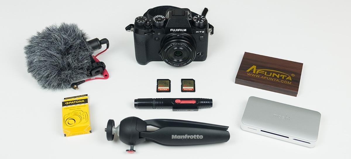 Mes accessoires préférés pour les hybrides Fujifilm